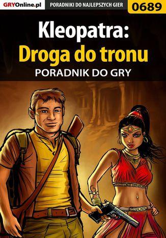 Okładka książki/ebooka Kleopatra: Droga do tronu - poradnik do gry