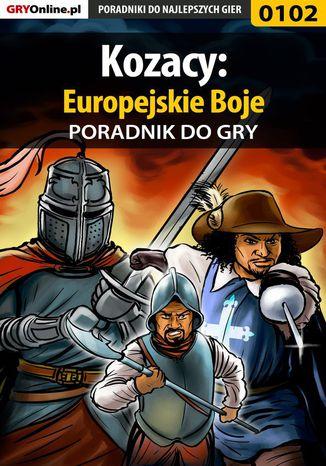 Okładka książki Kozacy: Europejskie Boje - poradnik do gry