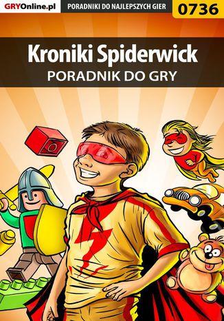 Okładka książki Kroniki Spiderwick - poradnik do gry
