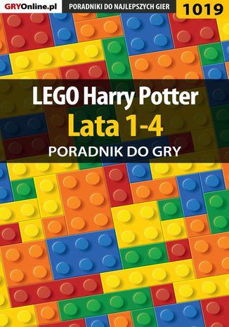 Okładka książki LEGO Harry Potter Lata 1-4 - poradnik do gry