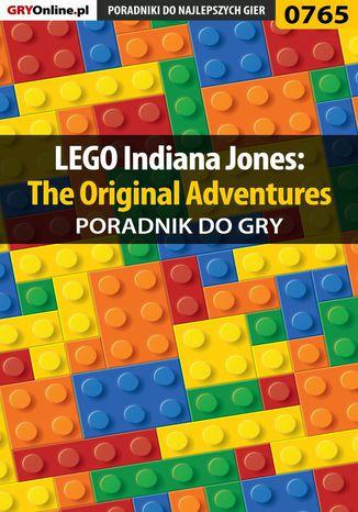 Okładka książki LEGO Indiana Jones: The Original Adventures - poradnik do gry
