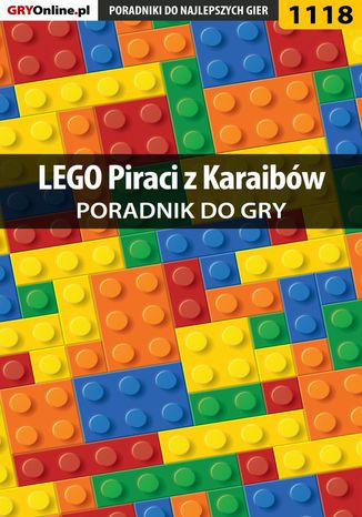Okładka książki/ebooka LEGO Piraci z Karaibów - poradnik do gry