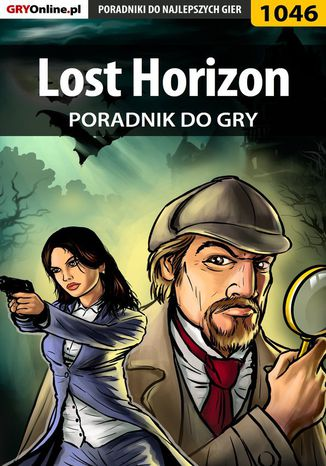 Okładka książki/ebooka Lost Horizon - poradnik do gry