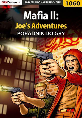 Okładka książki/ebooka Mafia II: Joe's Adventures - poradnik do gry