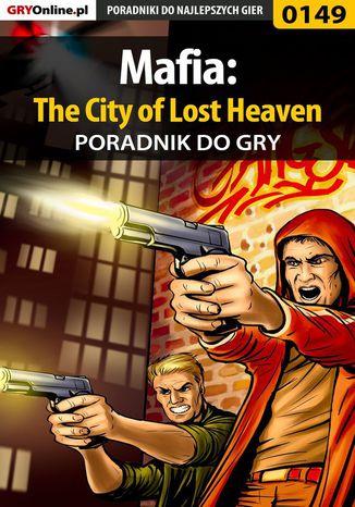 Okładka książki Mafia: The City of Lost Heaven - poradnik do gry