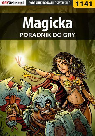 Okładka książki Magicka - poradnik do gry
