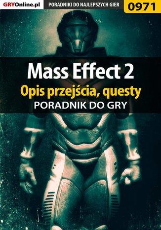 Okładka książki/ebooka Mass Effect 2 - poradnik do gry