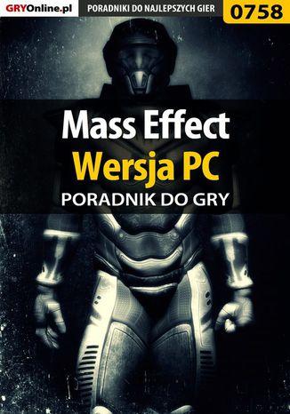 Okładka książki Mass Effect - PC - poradnik do gry