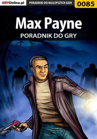 Okładka książki Max Payne - poradnik do gry