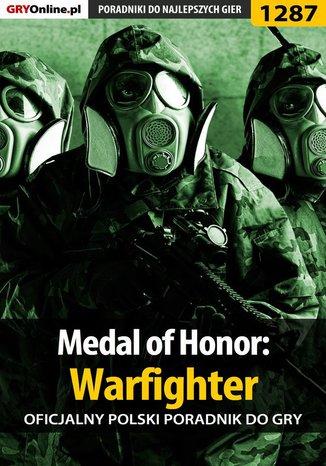 Okładka książki Medal of Honor: Warfighter - poradnik do gry