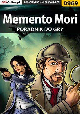 Okładka książki/ebooka Memento Mori - poradnik do gry