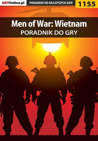 Okładka książki/ebooka Men of War: Wietnam - poradnik do gry