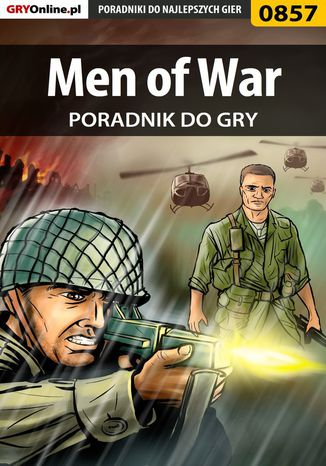 Okładka książki/ebooka Men of War - poradnik do gry