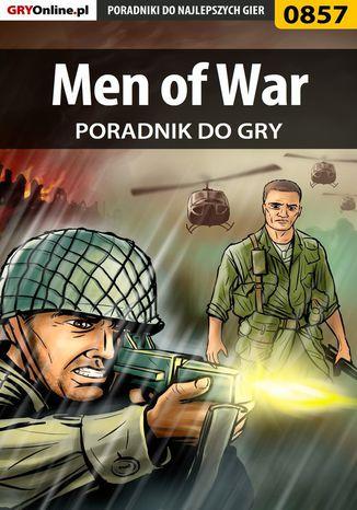 Okładka książki Men of War - poradnik do gry