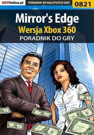 Okładka książki/ebooka Mirror's Edge - Xbox 360 - poradnik do gry
