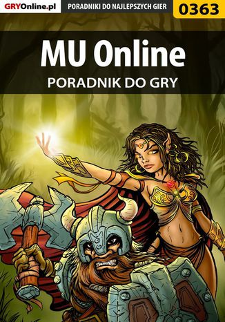 Okładka książki/ebooka MU Online - poradnik do gry