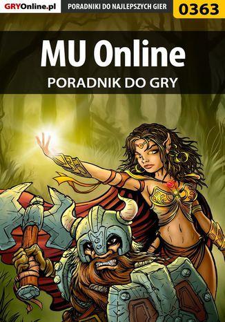 Okładka książki MU Online - poradnik do gry