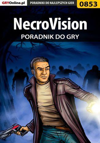 Okładka książki/ebooka NecroVision - poradnik do gry