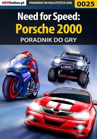 Okładka książki Need for Speed: Porsche 2000 - poradnik do gry
