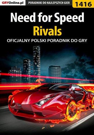 Okładka książki/ebooka Need for Speed Rivals - poradnik do gry