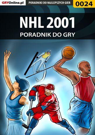 Okładka książki NHL 2001 - poradnik do gry