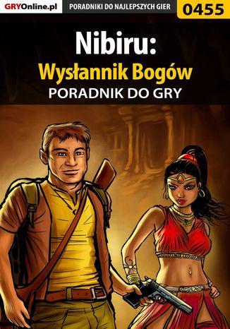 Okładka książki/ebooka Nibiru: Wysłannik Bogów - poradnik do gry
