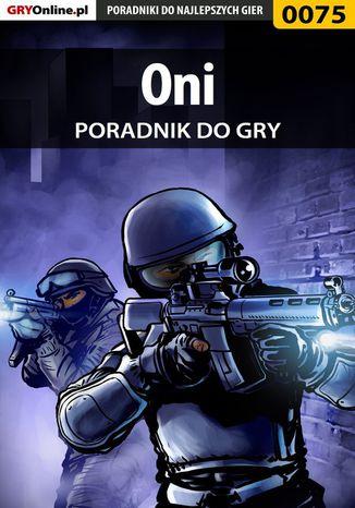 Okładka książki/ebooka Oni - poradnik do gry