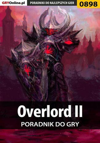 Okładka książki/ebooka Overlord II - poradnik do gry