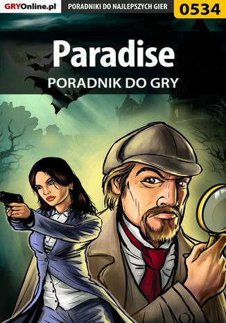 Okładka książki/ebooka Paradise - poradnik do gry