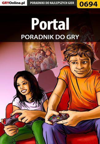 Okładka książki Portal - poradnik do gry