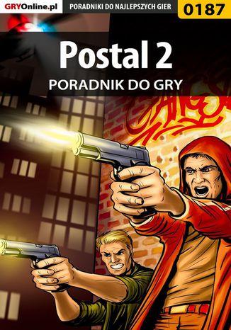 Okładka książki Postal 2 - poradnik do gry