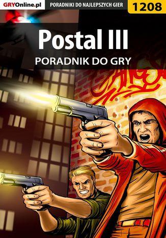 Okładka książki/ebooka Postal III - poradnik do gry