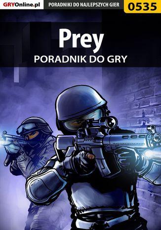 Okładka książki/ebooka Prey - poradnik do gry