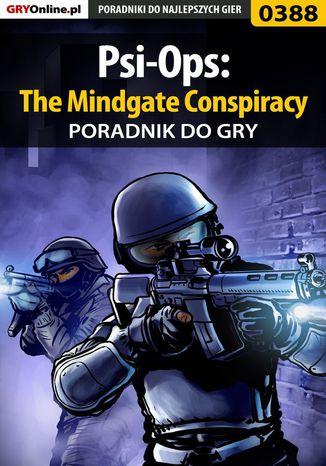 Okładka książki Psi-Ops: The Mindgate Conspiracy - poradnik do gry