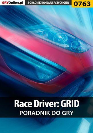 Okładka książki/ebooka Race Driver: GRID - poradnik do gry