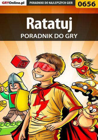 Okładka książki Ratatuj - poradnik do gry