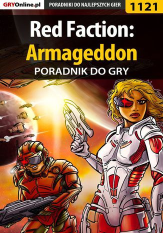 Okładka książki Red Faction: Armageddon - poradnik do gry