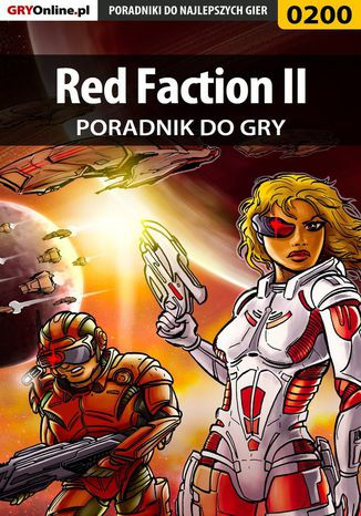 Okładka książki/ebooka Red Faction II - poradnik do gry
