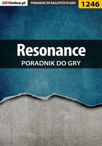 Okładka książki/ebooka Resonance - poradnik do gry