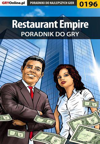 Okładka książki/ebooka Restaurant Empire - poradnik do gry