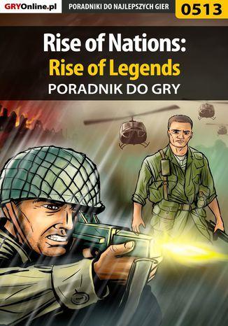Okładka książki Rise of Nations: Rise of Legends - poradnik do gry