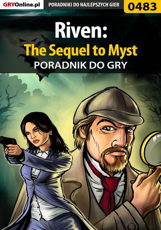 Ebook Riven: The Sequel to Myst - poradnik do gry