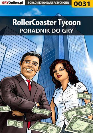 Okładka książki RollerCoaster Tycoon - poradnik do gry