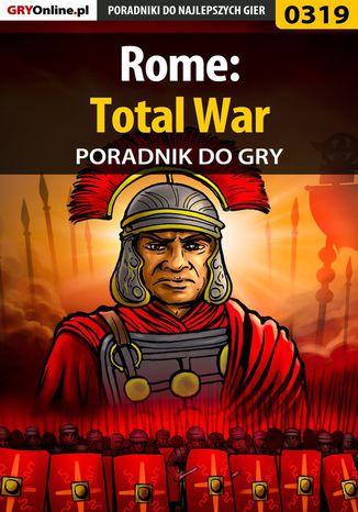 Okładka książki Rome: Total War - poradnik do gry