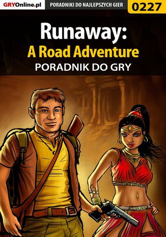 Okładka książki Runaway: A Road Adventure - poradnik do gry