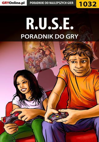 Okładka książki/ebooka R.U.S.E. - poradnik do gry