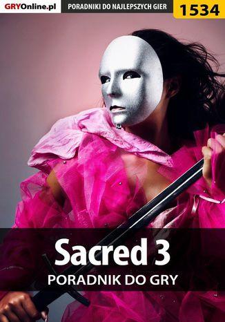 Okładka książki/ebooka Sacred 3 - poradnik do gry