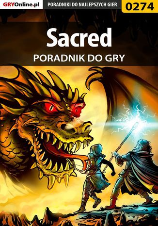 Okładka książki Sacred - poradnik do gry