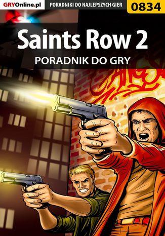 Okładka książki/ebooka Saints Row 2 - poradnik do gry