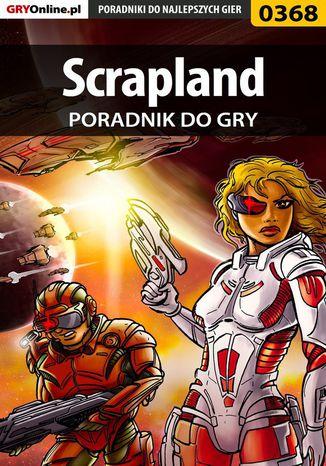 Okładka książki Scrapland - poradnik do gry